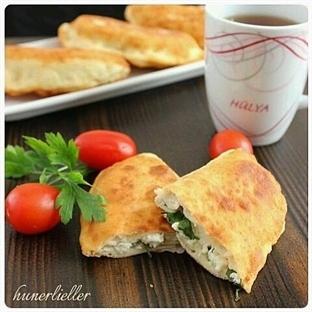 Peynirli Şelame