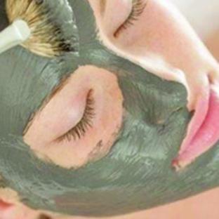 Porselen Gibi Bir Bilt İçin Maske