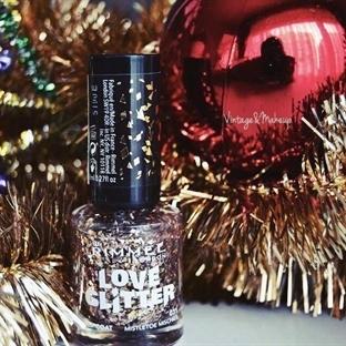 Rimmel London - Love Glitters Pırıltılı Oje