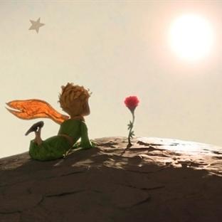 rüyamdan kaçıp gelen küçük prens