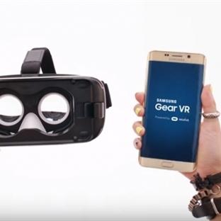 Samsung, Gear VR Reklamı ile İddialı Geliyor!