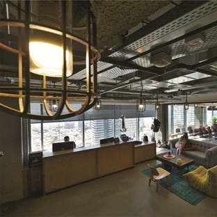 Setter Architects'den Tel-Aviv Facebook Ofisi