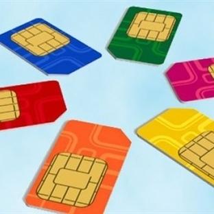 SIM Kartlar Ortadan Kalkacak !