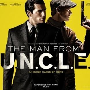 Sinema: Kod Adı U.N.C.L.E