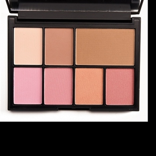 Sneak Peek: Nars One Shocking Moment Allık Paleti
