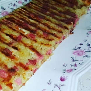 Sosisli Patates Tost Tarifi
