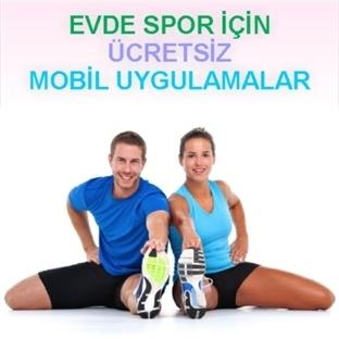 Spora Teşvik Edecek Ücretsiz Mobil Uygulamalar