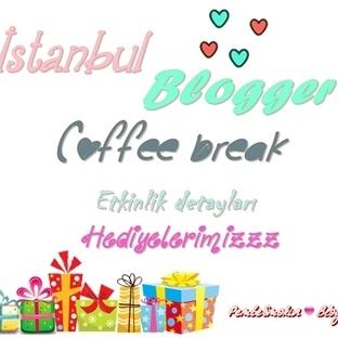 İstanbul Blogger Coffee Break Etkinliği|Sponsorlar