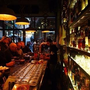 İstanbul'da Bir Malt Barı - The Barley
