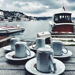 İstanbul'un Nefis Manzaralı 6 Kahvecisi
