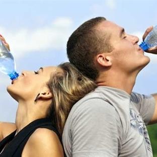 Su, Beslenme ve Egzersiz Üçlüsü Kışın Sizi Koruyor