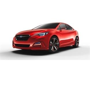 Subaru Impreza Concept Resmi Olarak Tanıtıldı