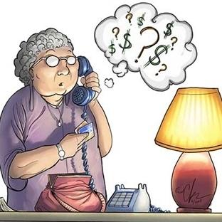 Telefon Dolandırıcılarına Dikkat!