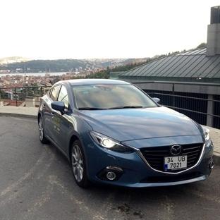 Test Sürüşü-Mazda3 Sedan Skyactiv