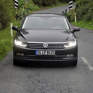 Test Sürüşü-Yeni Volkswagen Passat Highline