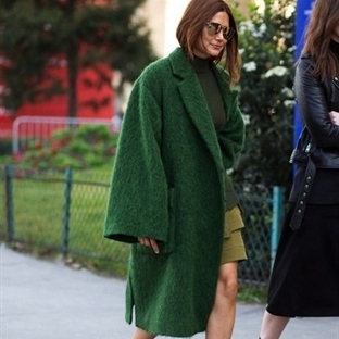 Trend: Oversized manto