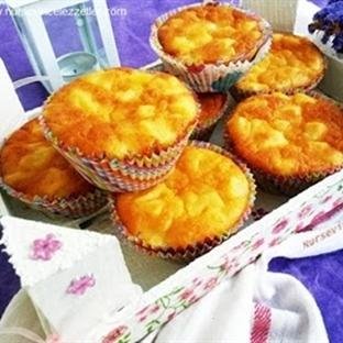 Tuzlu Kahvaltılık Muffin