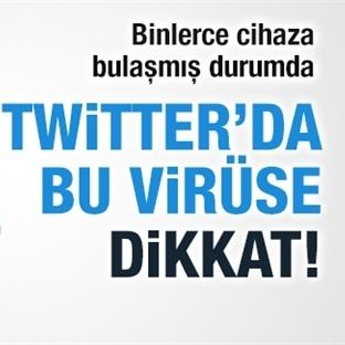 Twitter Kullanıcıları Dikkat..!