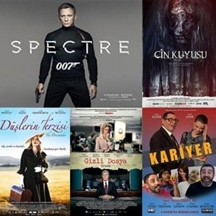 Vizyona Giren Filmler : 6 Kasım