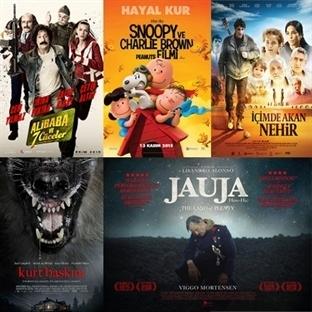 Vizyona Giren Filmler : 13 Kasım