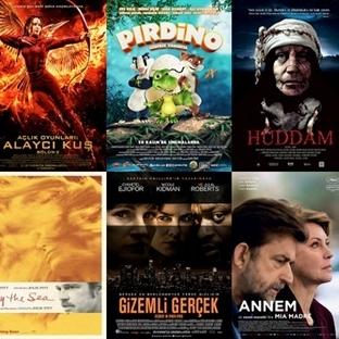 Vizyona Giren Filmler : 20 Kasım