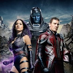 X-Men: Apocalypse Filmi Tanıtımı