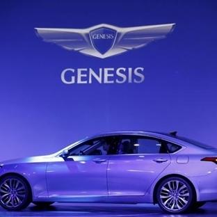 Yeni Bir Lüks Marka Doğdu: Genesis