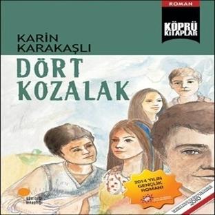 Yılın Gençlik Romanı Ödülü Dört Kozalak'a
