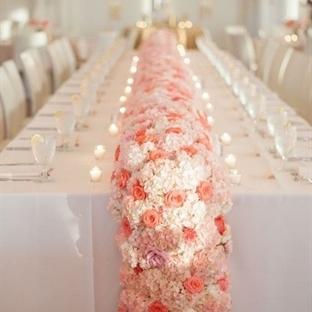 11 Şık Düğün Dekorasyonu Fikri