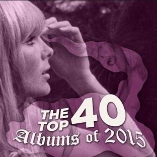 2015'in En İyi Albümleri Listeleri: Decibel Top 40