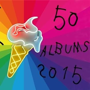 2015'in En İyi Albümleri Listeleri: Spin Top 50