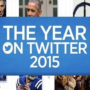 2015′te Twitter'da En Çok Konuşulanlar (Video)