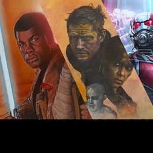 2015 yılının en iyi 25 film posteri