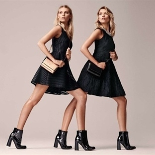 2016 H&M Gece Kıyafetleri Modelleri