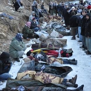 8 Madde İle Cezasız Kalan Roboski Katliamı