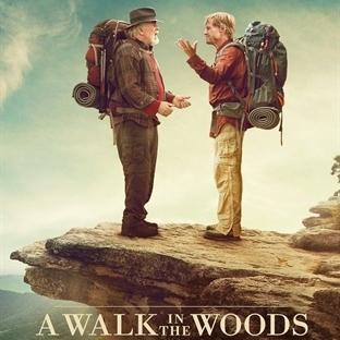 A Walk in the Woods : Yaşlı Kurtlar Patikada