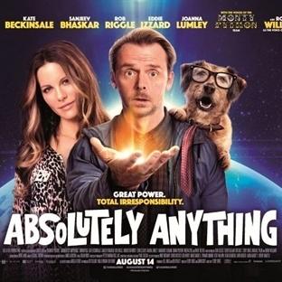 Absolutely Anything : Mutlak Güçle Donatılmış El