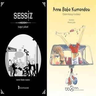 Ağaçkakan Yayınları'ndan İki Yeni Kitap