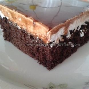 Ağlayan Pasta Yapılışı
