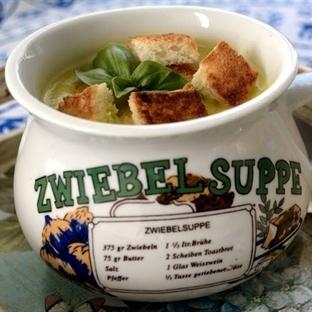Alabaş (Kohlrabi) Çorbası
