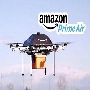 Amazon Prime Air Projesi Nedir?Ne Zaman Başlayacak