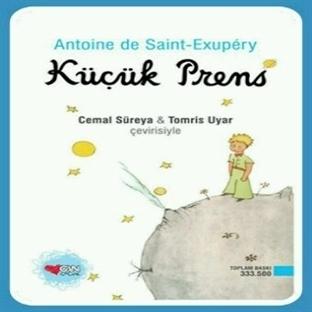 Antoine de Saint-Exupery-Küçük Prens