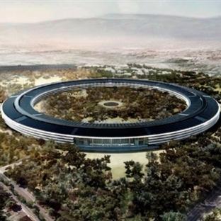 Apple Campus 2 Yeni Görüntüleri