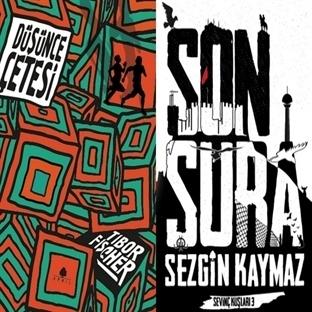 April Yayıncılık'tan İki Yeni Kitap