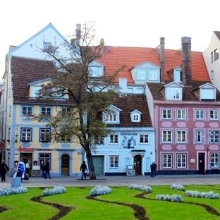 Baltıkların Güzel Kızı: Riga