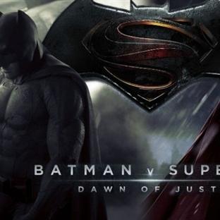 Batman v Superman'den Fragman Gelmeye Devam Ediyor