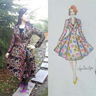 Bir Moda Bloggerı İyi Giyinmek Zorunda