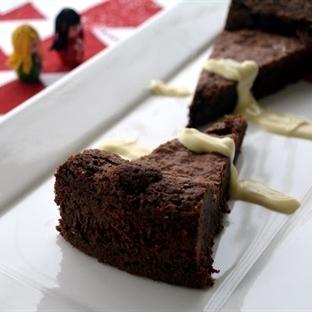 Brownie Tart