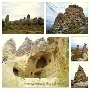 Büyülü Şehir Kapadokya' ya Gitmenin Tam Mevsimi