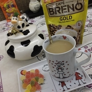 Cafe Breno Gold